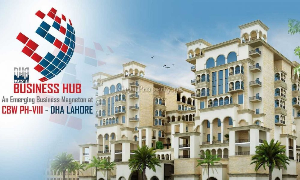 DHA Business HUB Phase-VIII