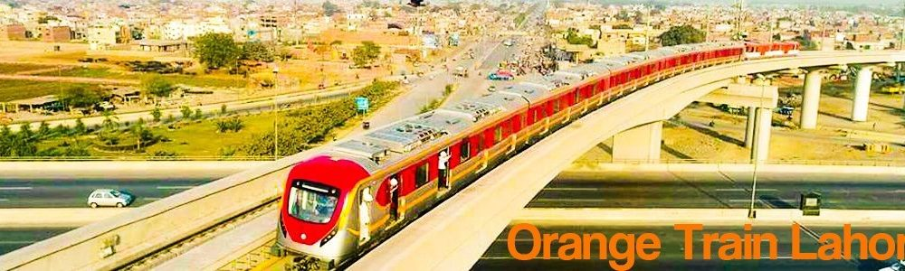 Orange Train Lahore